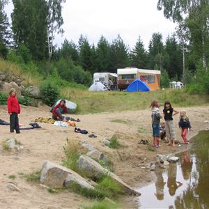 © Hätteboda Vildmarkscamping, Hätteboda Vildmarkscamping