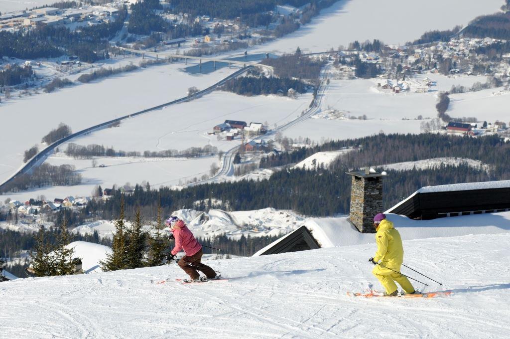 Esben Haakenstad,  © Hafjell Alpinsenter, Hafjell er en av Norges beste skianlegg