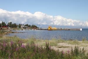 Byvikens Båthamn, Holmön