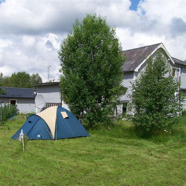 Lillterrsjö Camping