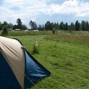 Lillterrsjö Campsite (copy)