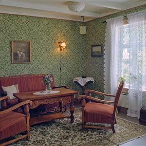 Kulturverkstedet,  © Helgeland Reiseliv, Guesthouses in Sjøgata Street in Mosjøen