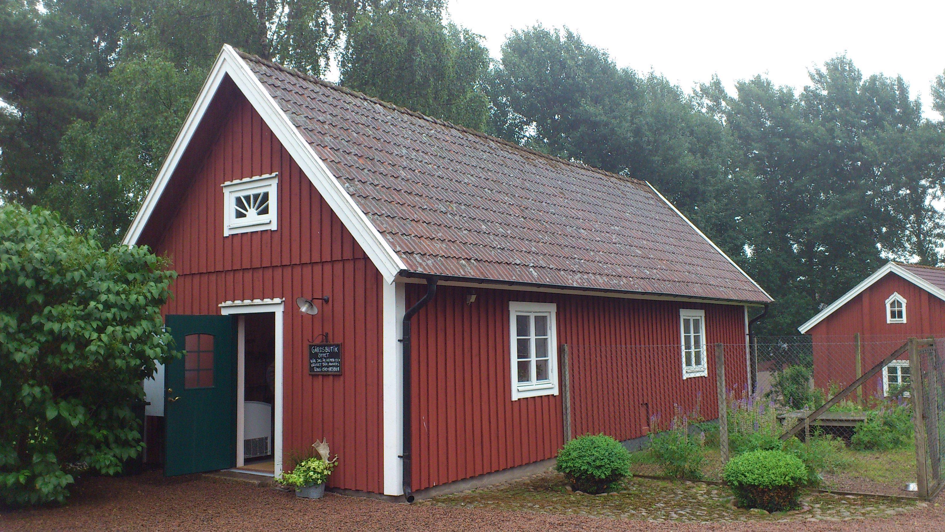 Sunnerborg Farm shop