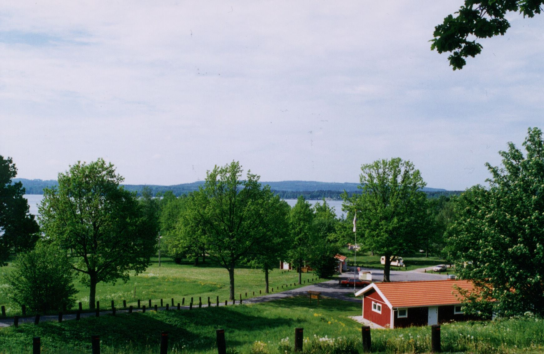 © Vetlanda turistbyrå, Östanå Camping