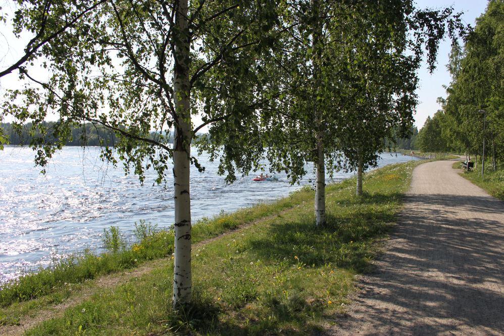 © Umeå Turistbyrå, Österut