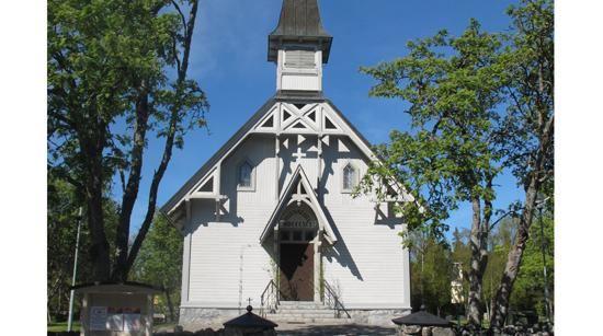Holmöns Kirche