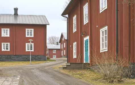 Västerbackens Sawmill museum