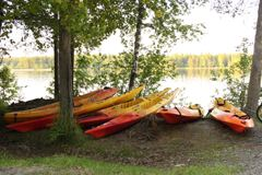 Bike, canoe and boat rental, First Camp