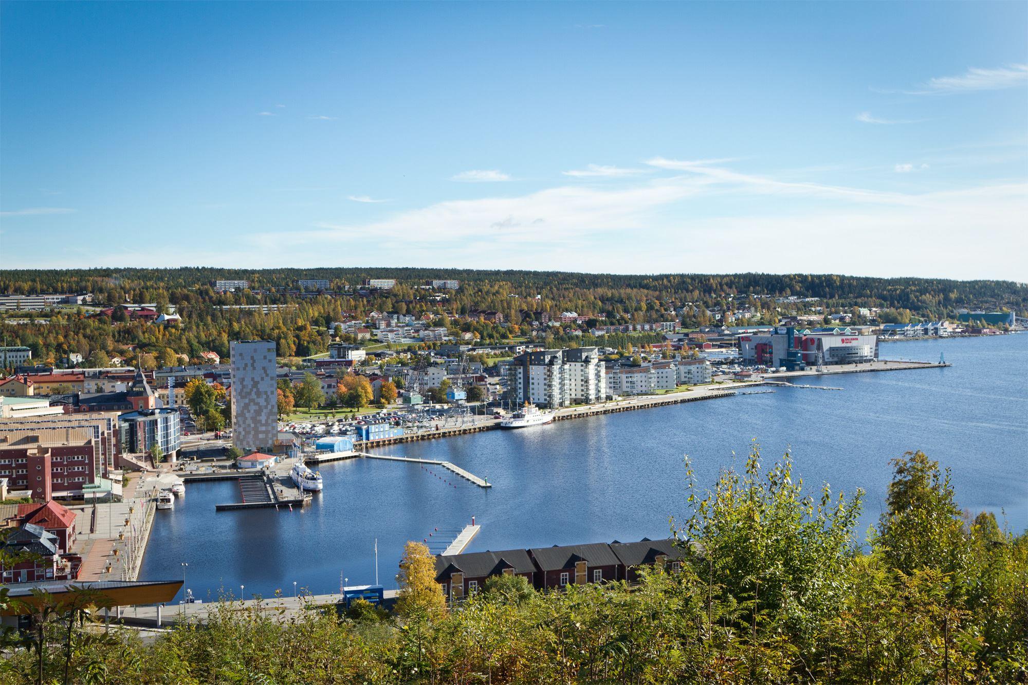 Örnsköldsviks Gästhamn och Vandrarhem