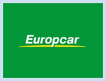 Europcar biluthyrning Umeå flygplats
