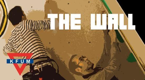 """Klätterväggen """"The Wall"""""""