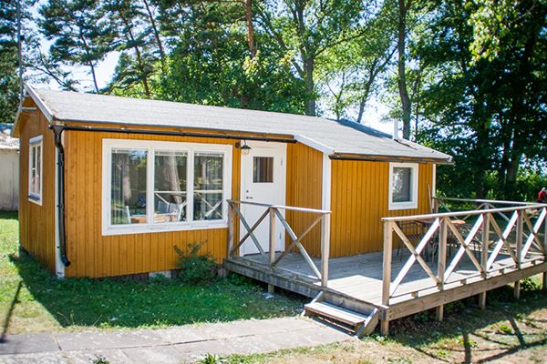 Tofta Camping - Stugor
