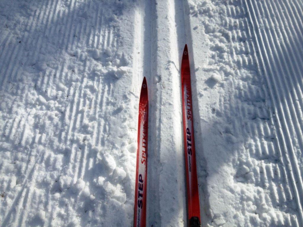 Aktuell skidspårinformation