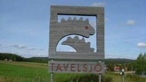 Der See Tavelsjö