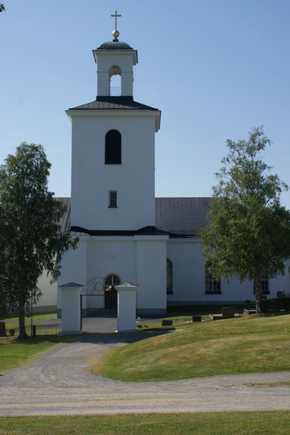 foto: Jessica Ögren,  © Kramfors kommun, Nordingrå Church