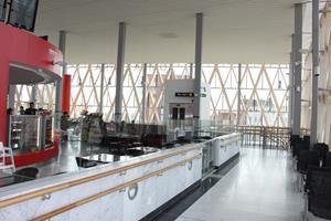 Ullas café Östra station