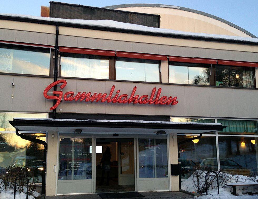 Umeå Energi Arena Vatten (f.d Udominate arena)