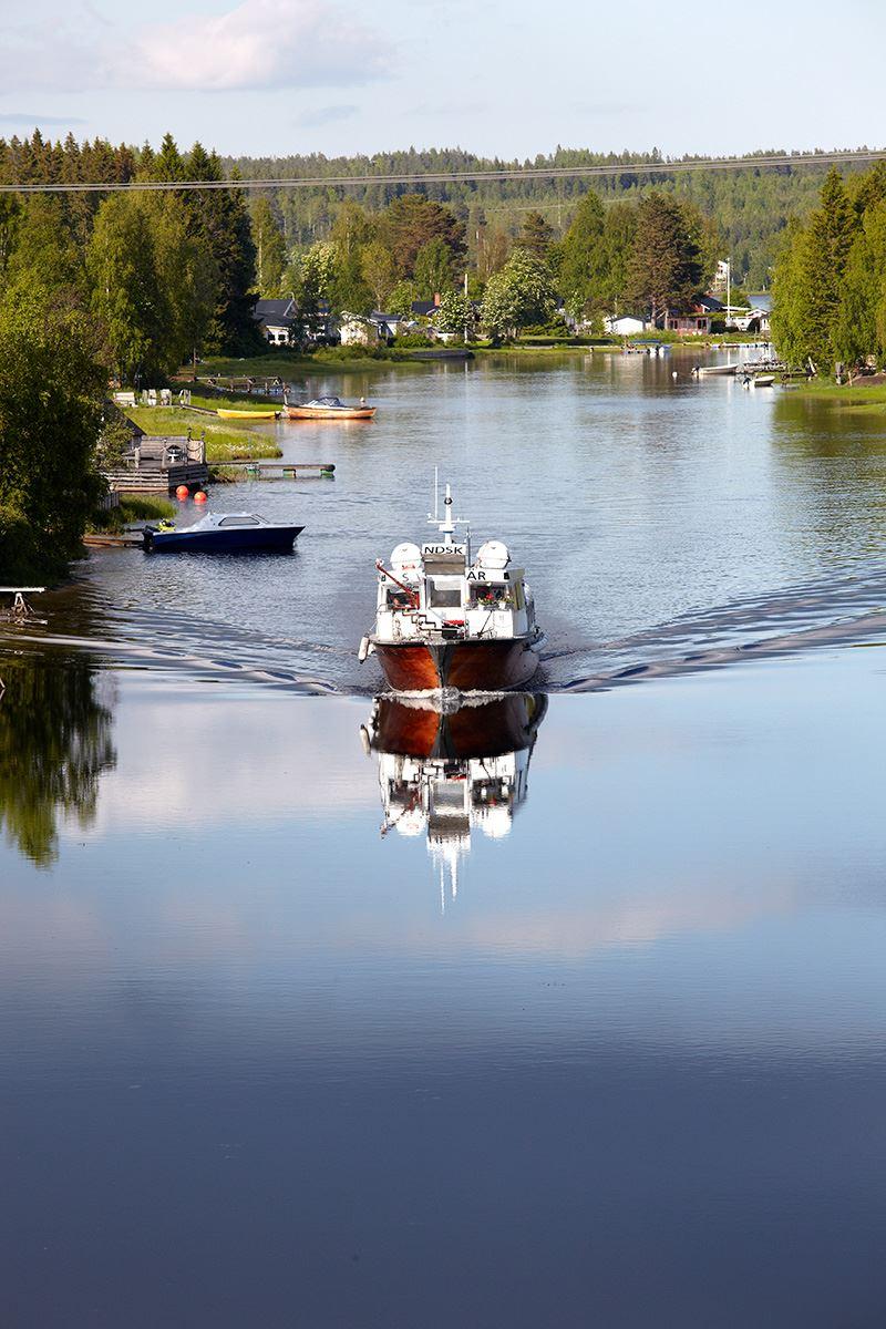 Båttur med M/S Sandskär