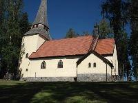 Bergvik church