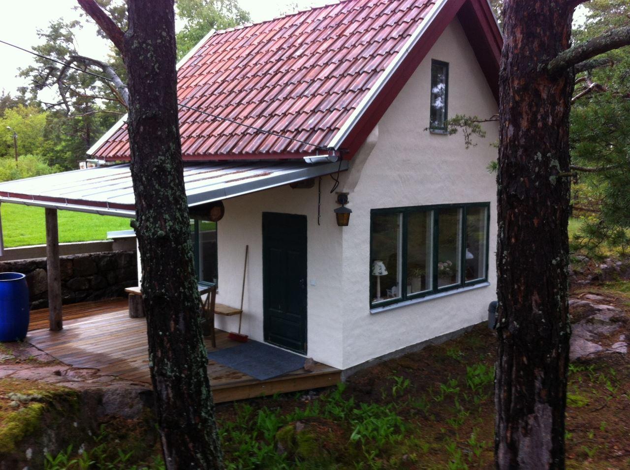 Idyllic summer spot north of Oskarshamn