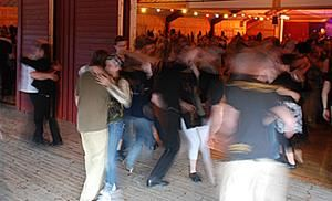 Dance Band Week at Gräsmyr Loge