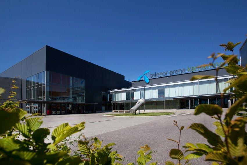 Conference -  NKT Arena Karlskrona