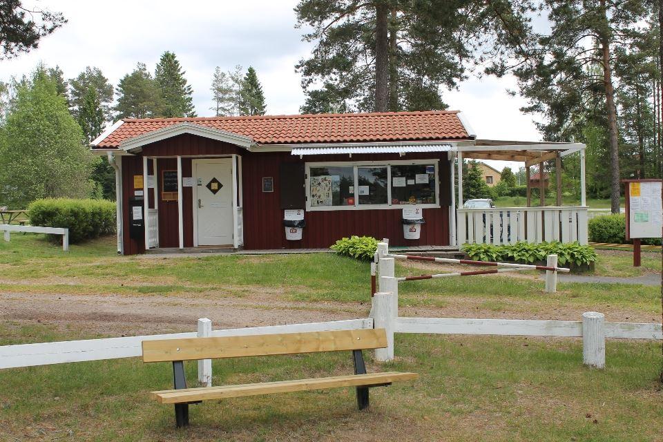 Hjortsjöns camping
