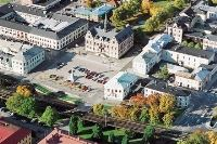 Heritage architecture of Söderhamn