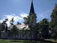 Sandarne Church