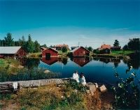 Skärså fishing village