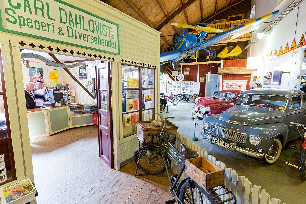 Vännäs Motor Museum