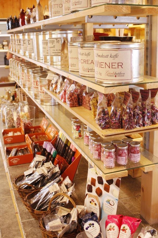 Foto: Rebecka Ekvall,  © Kramfors kommun, Gårdsbutiken