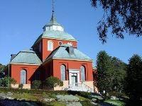 Ulrika Eleonora kyrka i Söderhamn