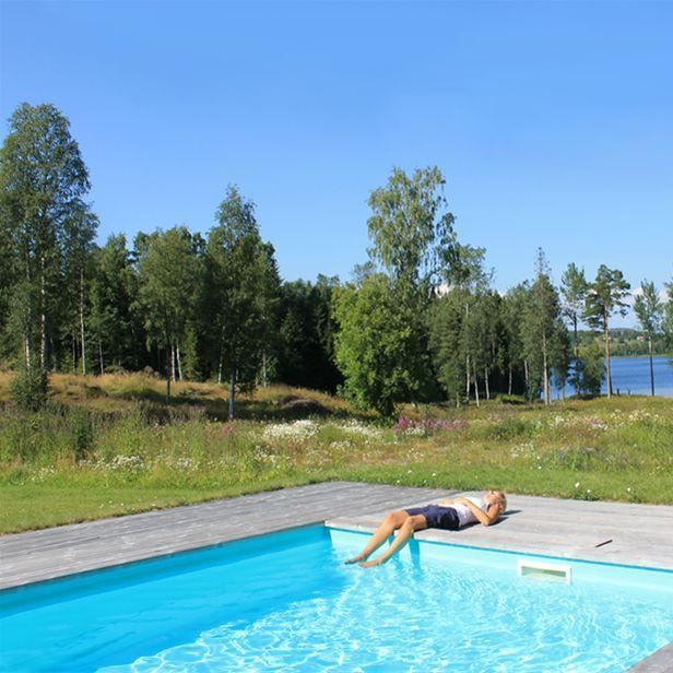 Ulvö Lakeside Resort, Ulvön