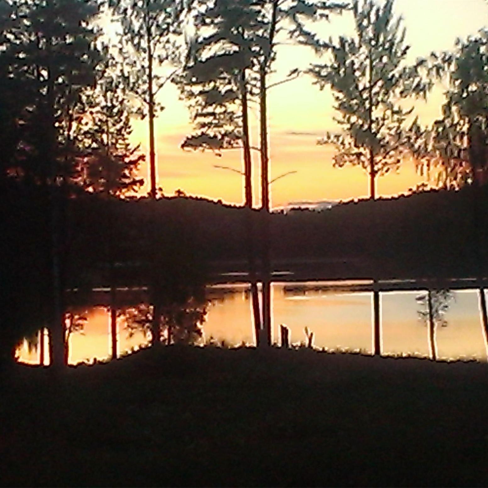 Ulvö Lakeside Resort, Ulvön