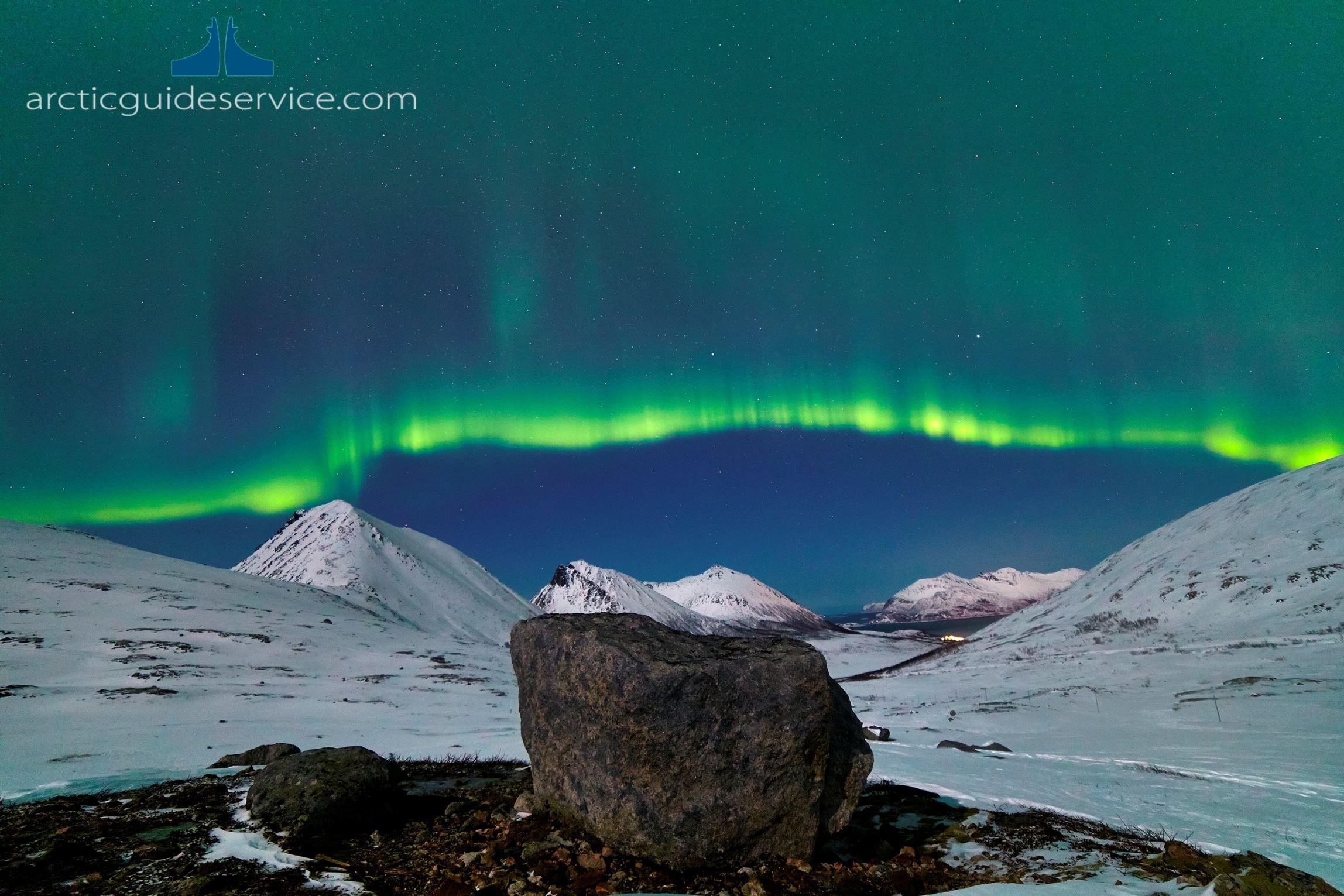 Privat Nordlysjakt - Arctic Guide Service