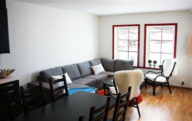 Lägenhet 10 bäddar ink slutstädning