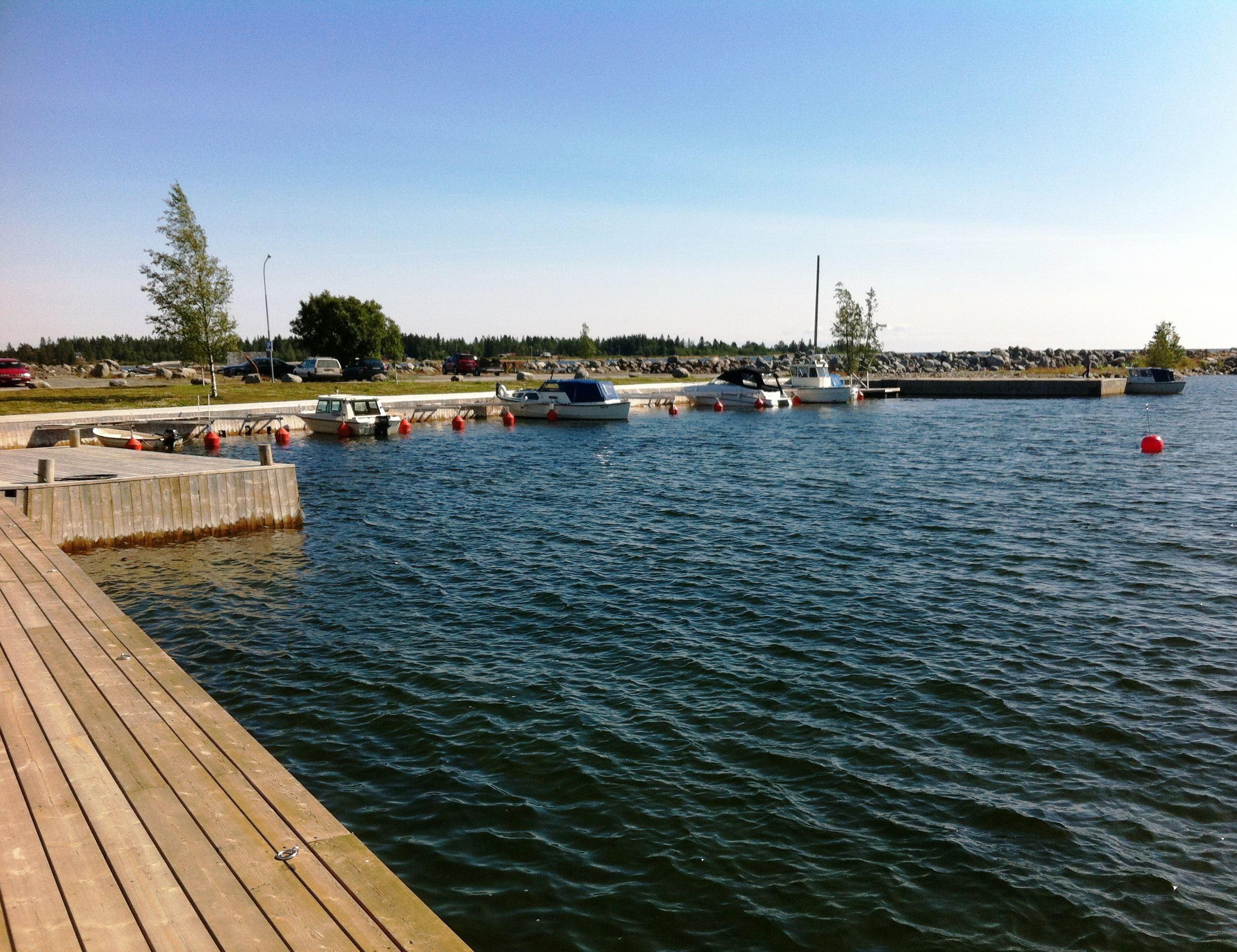 Rovögerns Båthamn