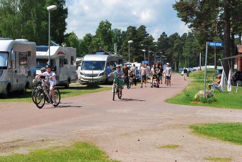 Mora Parken Camping/Camping