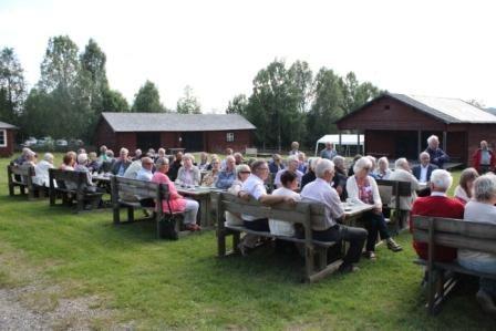 Roben Bahlenberg,  © Bjurholms kommun, Bjurholms hembygdsgård