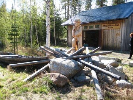 Skogsälvens hus