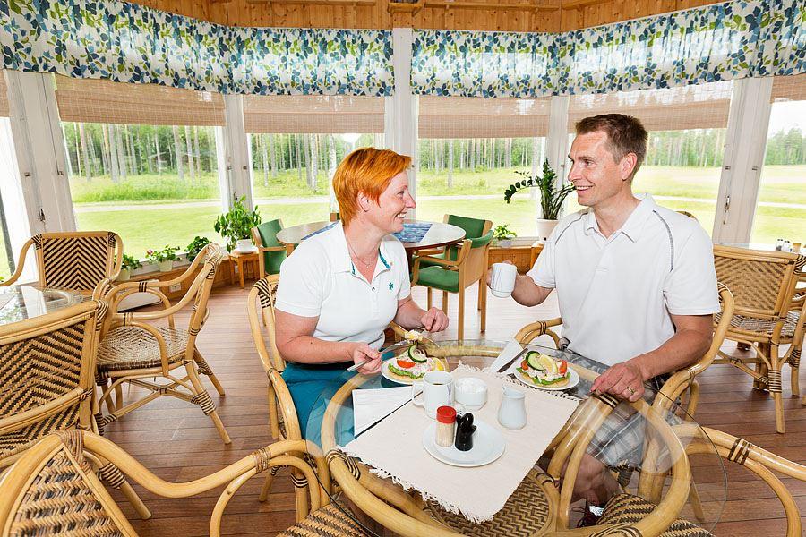 Golfrestaurangen i Bjurholm