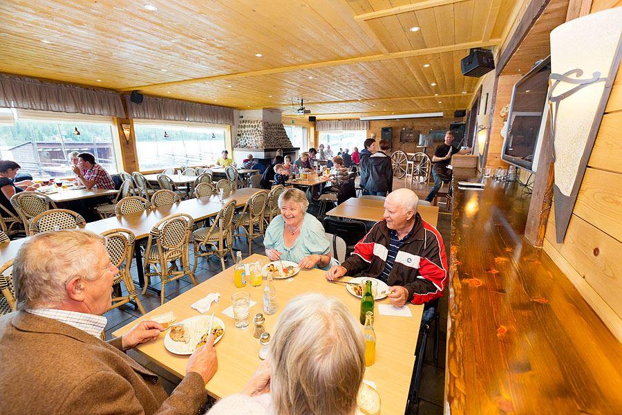 Ät gott på Angsjöns Camping