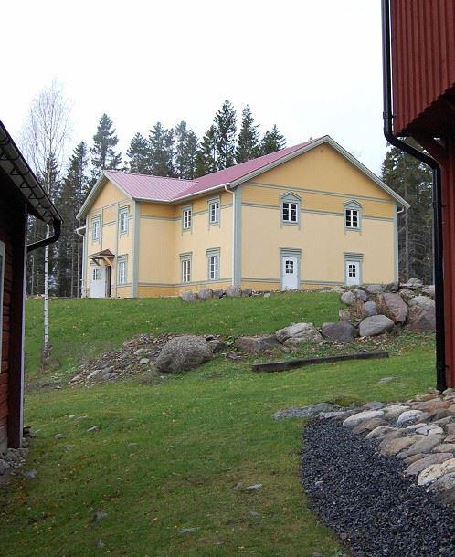 © Kramfors kommun, Hotell Sestola Gård