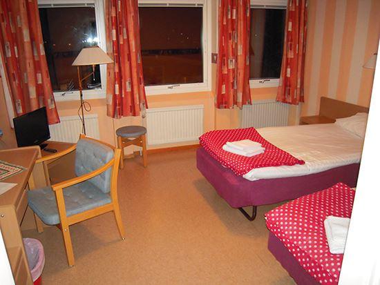 Hotell Brukspatronen