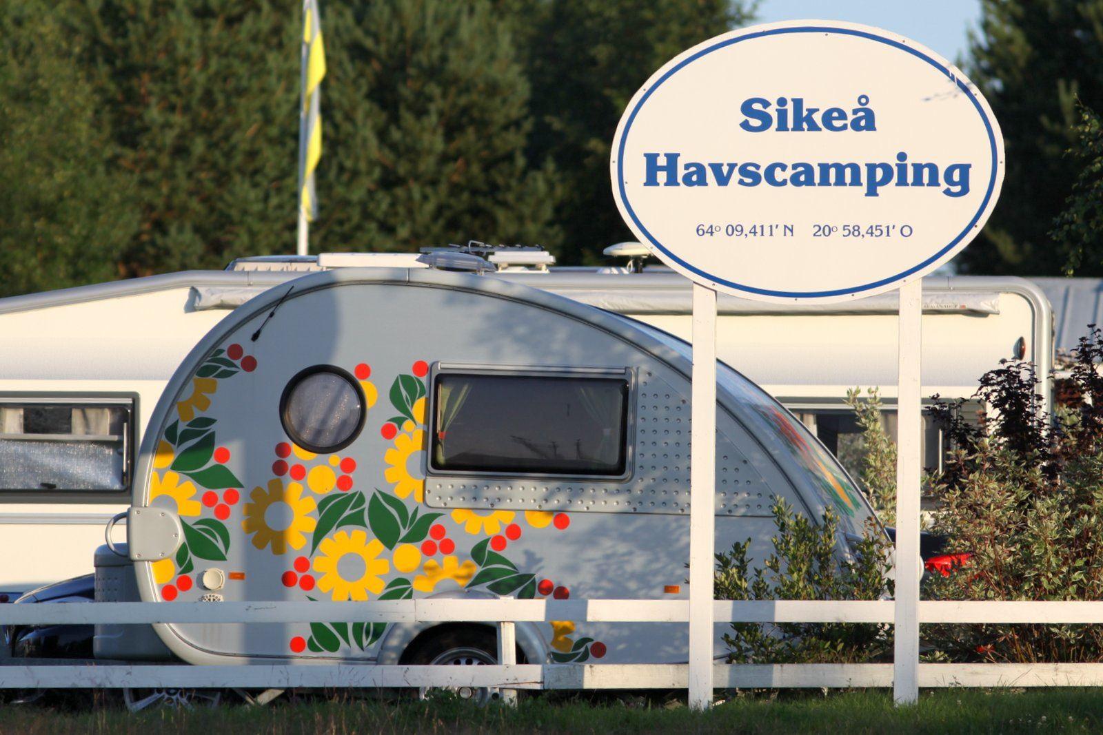 Staffan Stenlund, Sikeå Havscamping