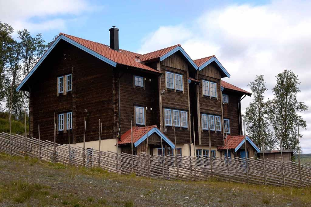 Ramundberget Fjällängen 6 bäddar Inkl. avresestäd