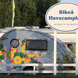 Staffan Stenlund,  © Ja, Camping am Meer - Sikeå Havscamping