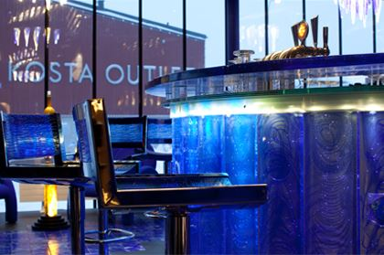 Kosta Boda Art Hotel Glasbaren