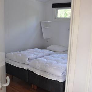 Premiumstuga (4-6 bäddar, 42 m², WC/dusch)
